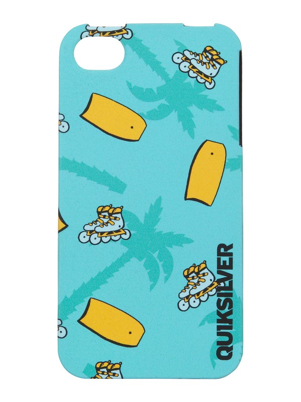 0 Small Talk iPhone 5 Case  AQYBA00012 Quiksilver
