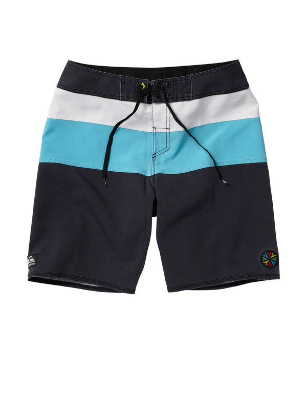 "0 Cypher No Frills 20"" Boardshorts  AQYBS00006 Quiksilver"
