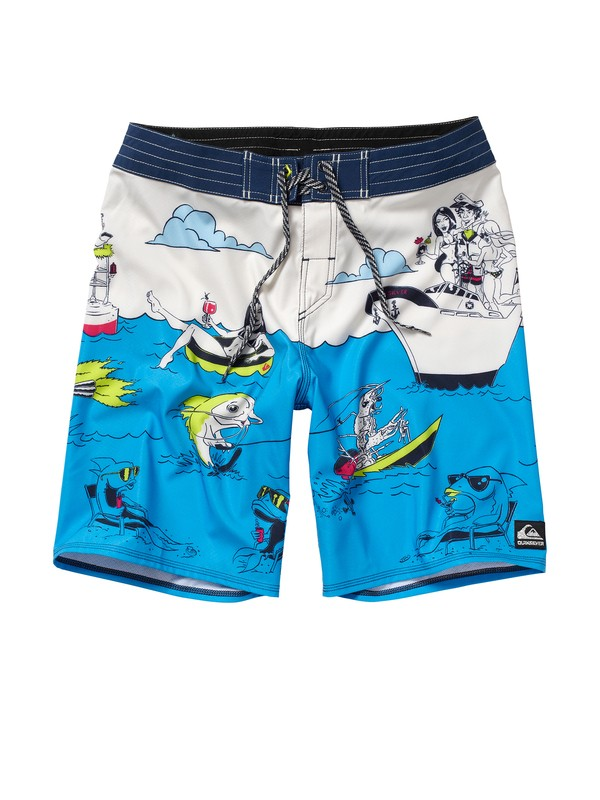 "0 Lake Haveabrew 20"" Boardshorts  AQYBS00012 Quiksilver"