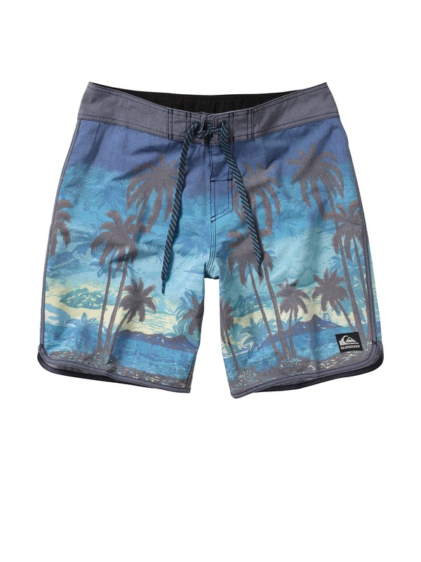 "0 YG Sky Palms 20"" Boardshorts  AQYBS00023 Quiksilver"
