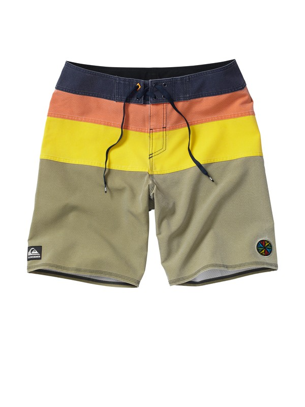 "0 Cypher No Frills 20"" Boardshorts  AQYBS00044 Quiksilver"
