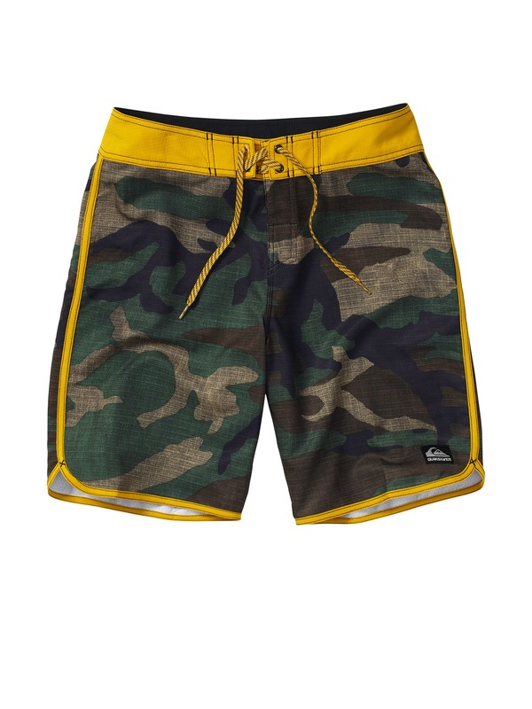 "0 Rock Solid 20"" Boardshorts  AQYBS00049 Quiksilver"