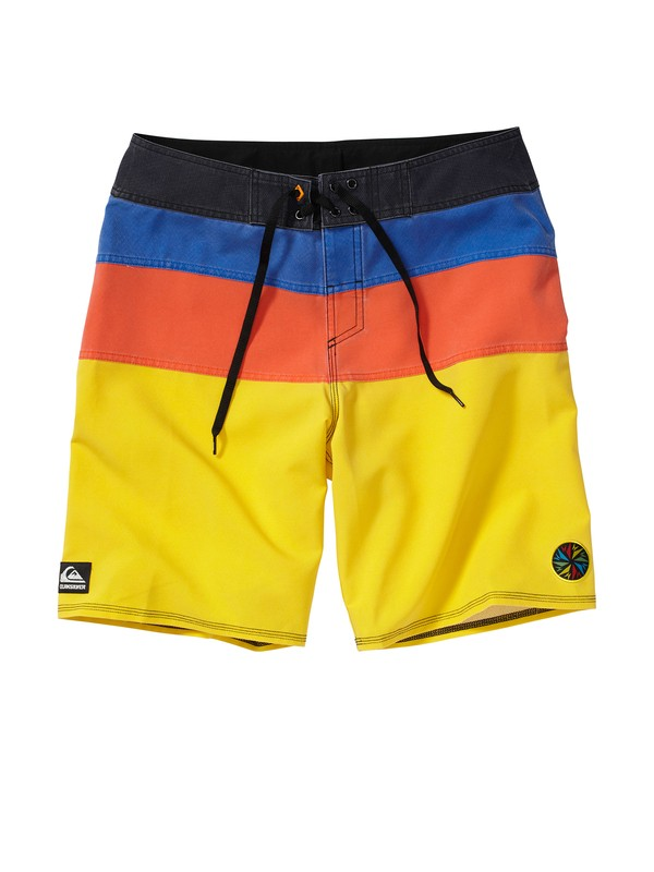 "0 Cypher No Frills 20"" Boardshorts  AQYBS00074 Quiksilver"