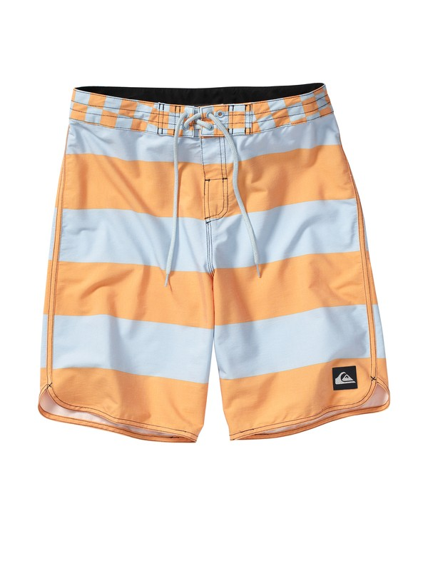 "0 Brigg Scallop 20"" Boardshorts  AQYBS00170 Quiksilver"