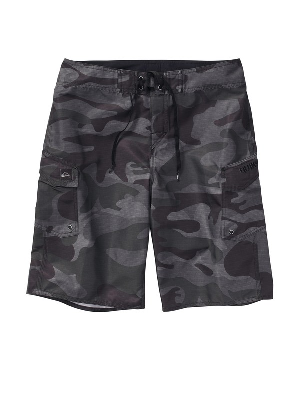 "0 Manic Camo 22"" Boardshorts  AQYBS00172 Quiksilver"