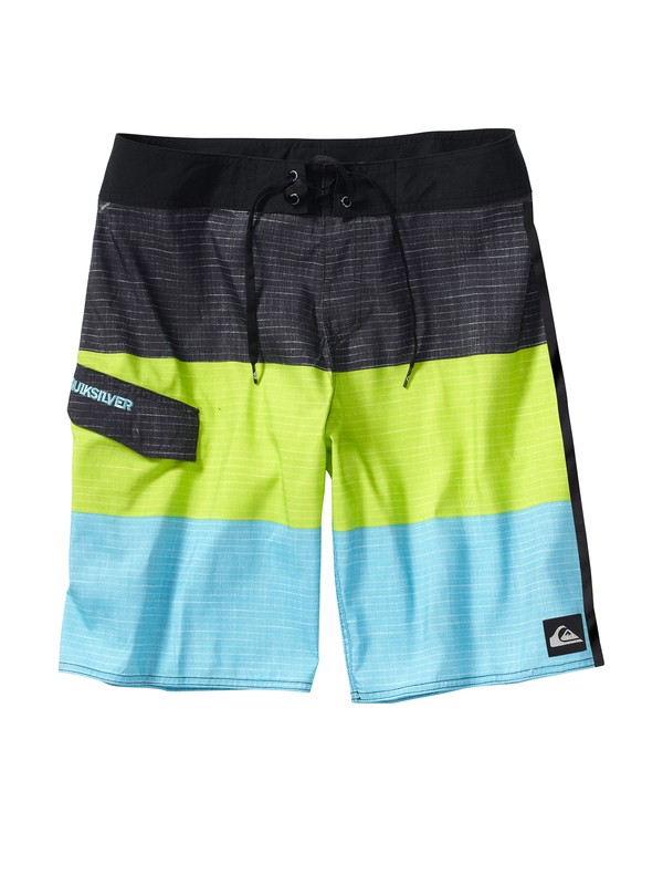 "0 Sliced 21"" Boardshorts  AQYBS00190 Quiksilver"