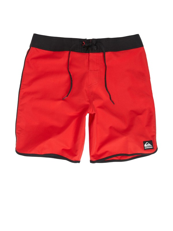 "0 OG Scallop Solid 19"" Boardshorts  AQYBS00343 Quiksilver"