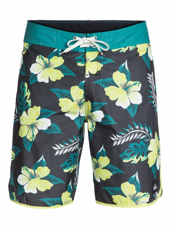 0 Og Scallop Prints  AQYBS03007 Quiksilver