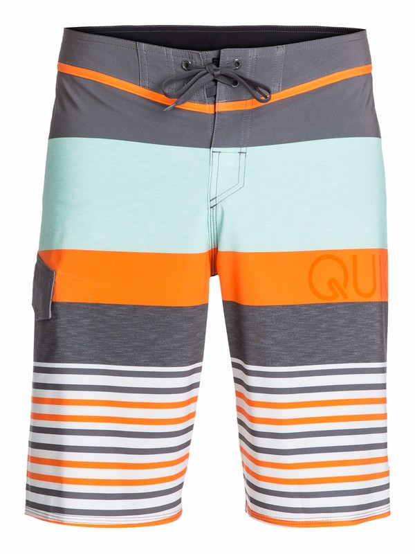 "0 Lean And Mean 21"" Boardshorts  AQYBS03027 Quiksilver"