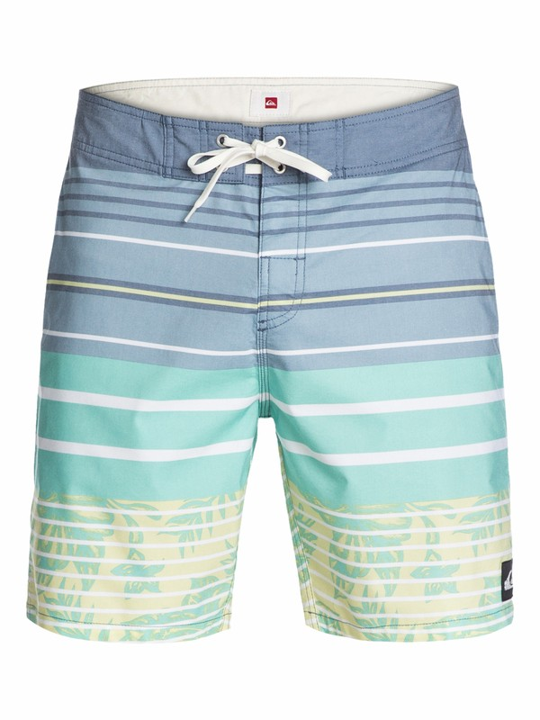 "0 Massive Sripes 19"" Boardshorts  AQYBS03112 Quiksilver"