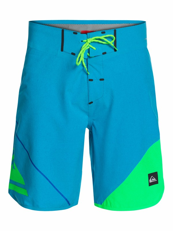 "0 AG47 New Wave Bonded 19"" Boardshorts  AQYBS03116 Quiksilver"