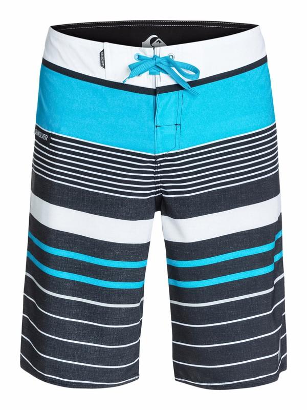 "0 YG Stripe 21"" Boardshorts  AQYBS03139 Quiksilver"