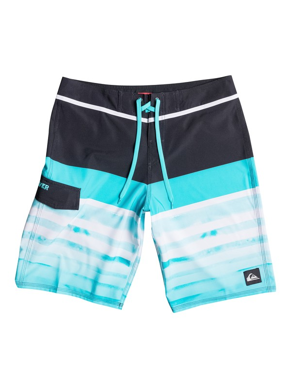 "0 Crashers 21"" Boardshorts  AQYBS03216 Quiksilver"