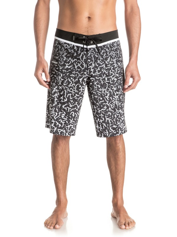 """0 Glitched 21""""  Boardshorts  AQYBS03304 Quiksilver"""