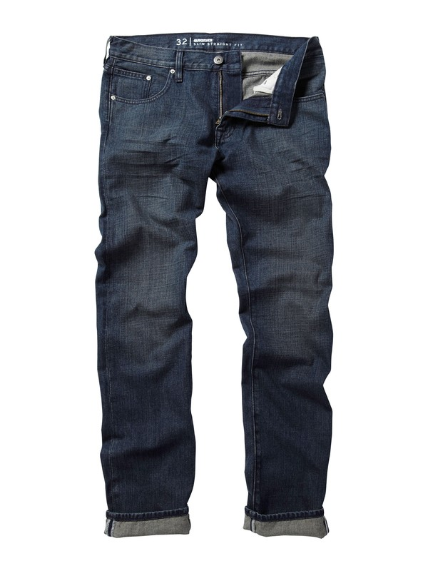 "0 Distortion Jeans, 32"" Inseam  AQYDP00004 Quiksilver"