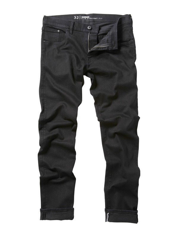 "0 Distortion Jeans, 32"" Inseam  AQYDP00005 Quiksilver"