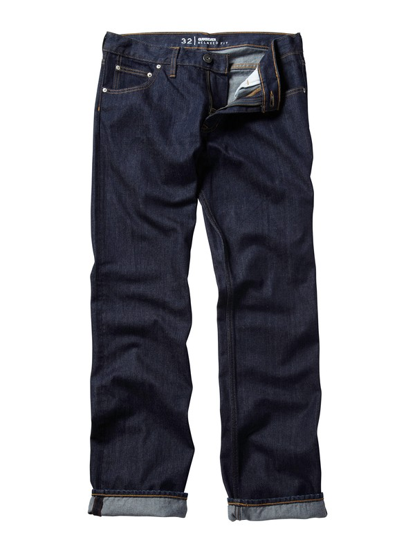 "0 Double Up Jeans, 32"" Inseam  AQYDP00019 Quiksilver"