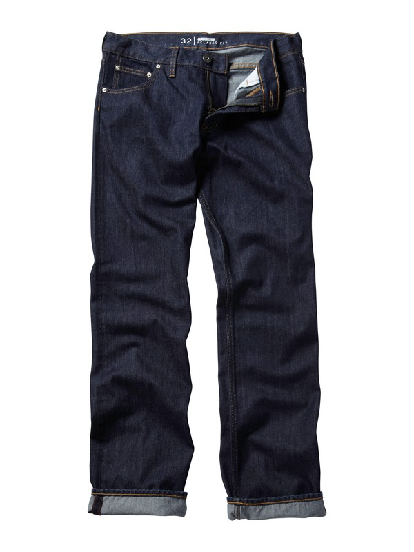 "0 Double Up Jeans, 30"" Inseam  AQYDP00030 Quiksilver"