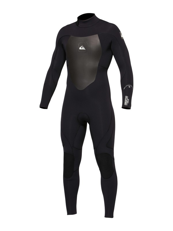 0 Syncro 4/2 Back Zip GBS Wetsuit  AQYFL00005 Quiksilver