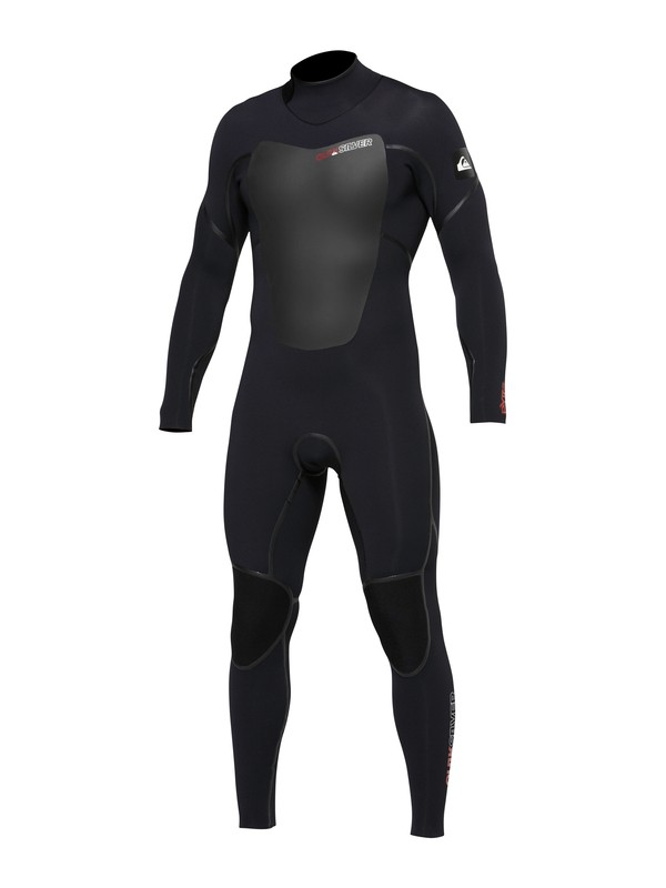 0 Pyre 3/2 Back Zip Wetsuit  AQYFL00014 Quiksilver