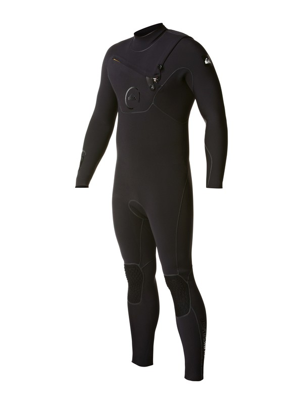 0 Cypher 3/2 Chest Zip Wetsuit  AQYFL00025 Quiksilver