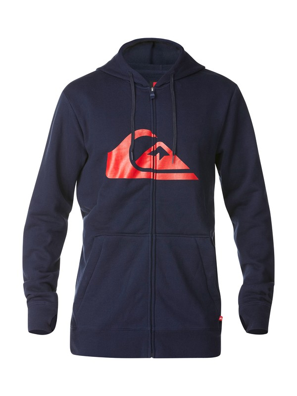 0 M and W Fleece Blue AQYFT00119 Quiksilver