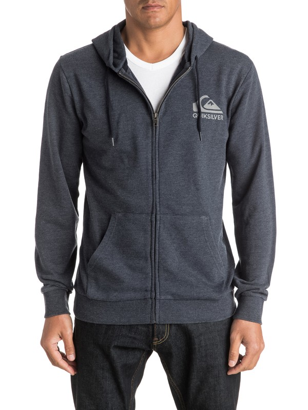 0 Jungle Forest Zip Hoodie  AQYFT03049 Quiksilver