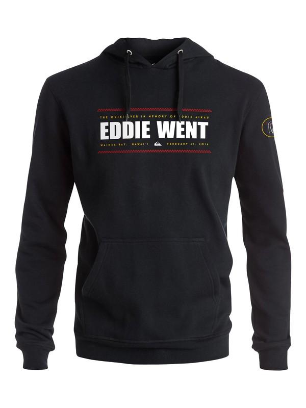 0 Eddie Went 2016 Pullover Hoodie  AQYFT03057 Quiksilver