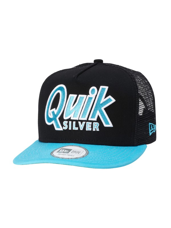 0 O.G. Trucker Hat  AQYHA00049 Quiksilver