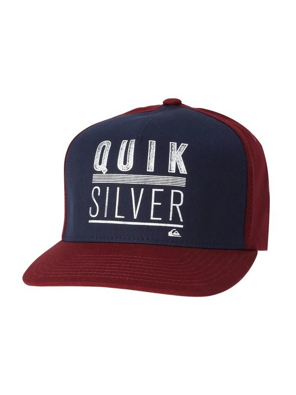 0 Sixed Hat  AQYHA00060 Quiksilver