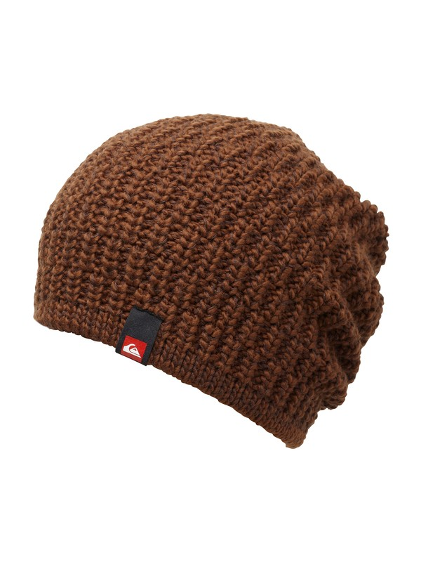 0 Over Under Beanie  AQYHA00069 Quiksilver