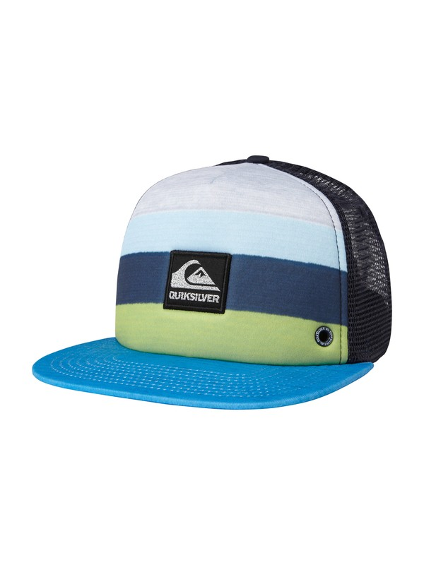 0 Boardies Trucker Hat  AQYHA00134 Quiksilver