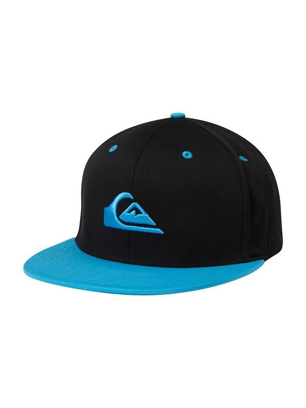 0 Stealth Flexfit Hat  AQYHA00187 Quiksilver