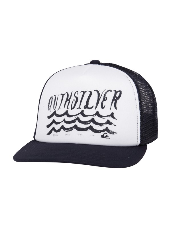 0 Therapist Hat  AQYHA00190 Quiksilver