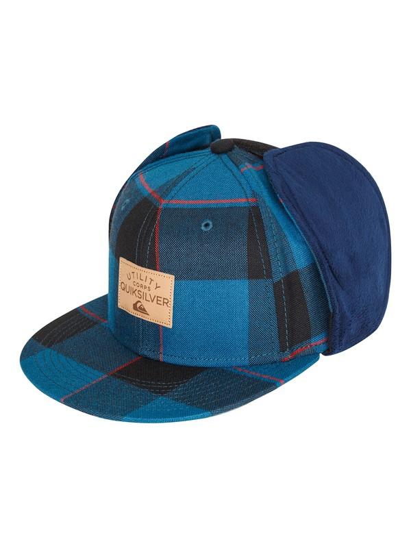 0 Canopy Hat  AQYHA00273 Quiksilver