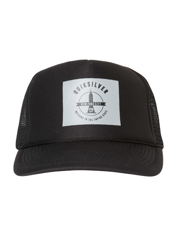 0 Empire Trucker Hat  AQYHA00289 Quiksilver