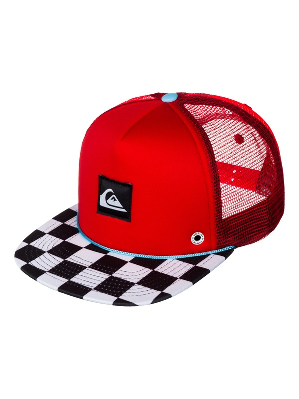0 Slappy Orange AQYHA03055 Quiksilver