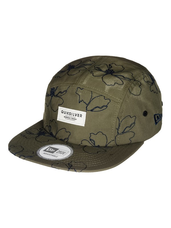 0 Staycation Hat  AQYHA03065 Quiksilver