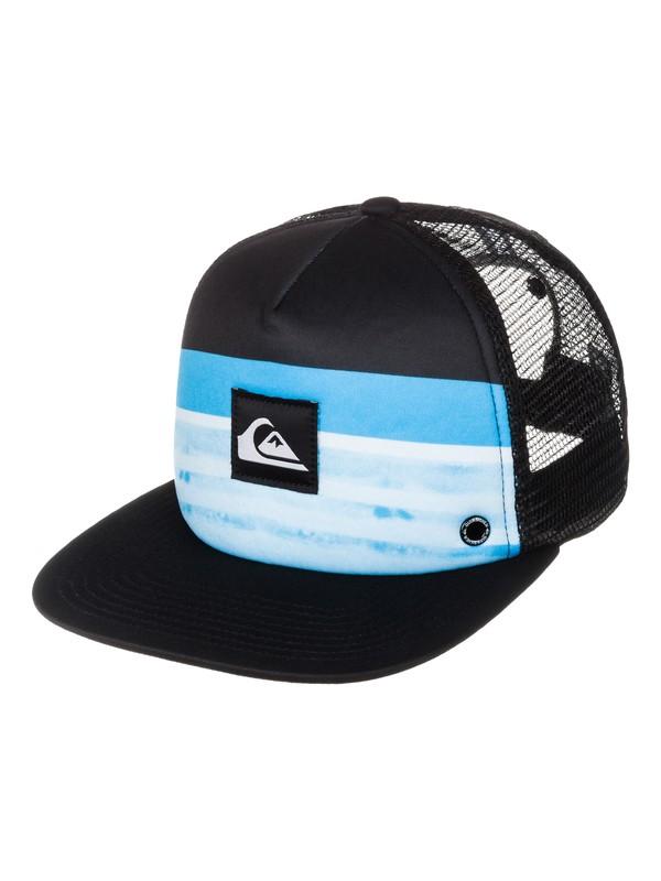 0 Boardies Trucker Hat  AQYHA03100 Quiksilver