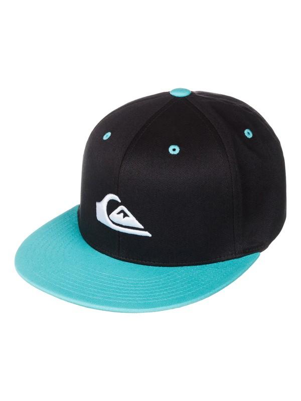 0 Stealth Flexfit Hat  AQYHA03102 Quiksilver