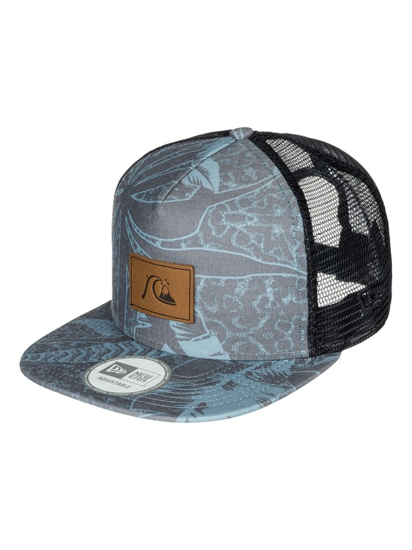 0 Jungle Juice New Era Hat  AQYHA03114 Quiksilver