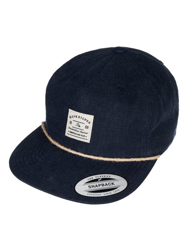 0 Breakwater Hat  AQYHA03128 Quiksilver
