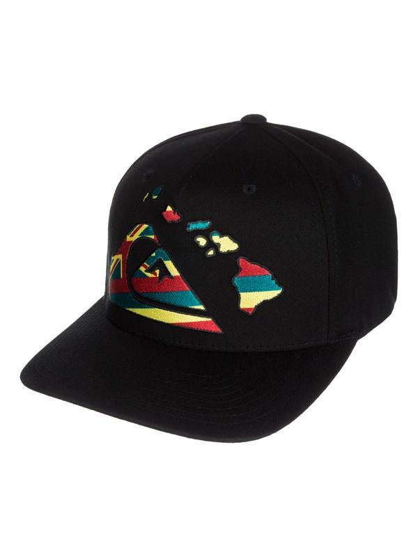 0 State of Aloha Hat  AQYHA03170 Quiksilver