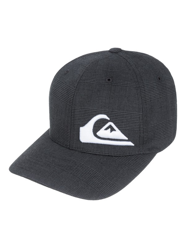 0 Final Flexfit Hat  AQYHA03198 Quiksilver