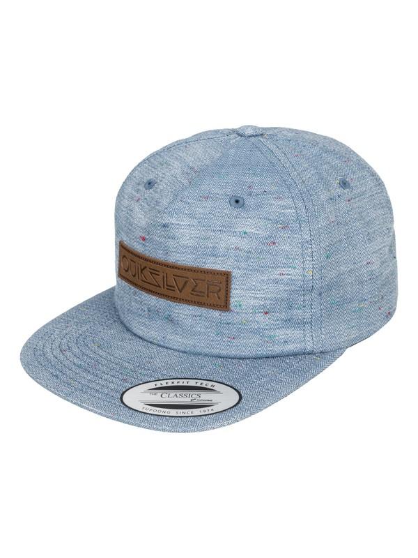 0 Jurassic Strapback Hat  AQYHA03214 Quiksilver