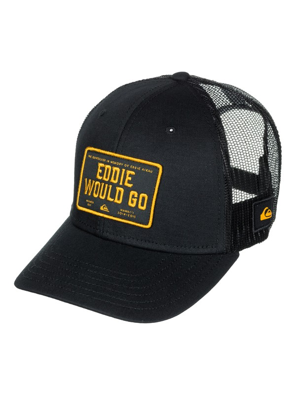 0 Eddie 30th Trucker Hat  AQYHA03239 Quiksilver