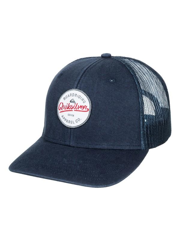 0 Eons Trucker Hat  AQYHA03274 Quiksilver