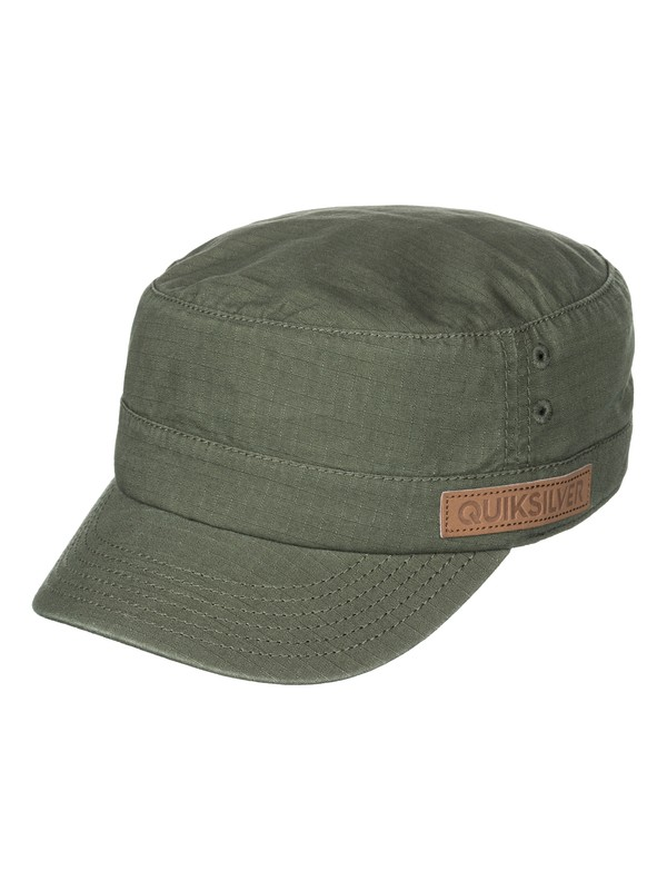 0 Putty - Military Hat  AQYHA03278 Quiksilver