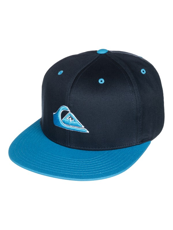 0 Stuckles - Casquette Flexfit 6 panel  AQYHA03281 Quiksilver