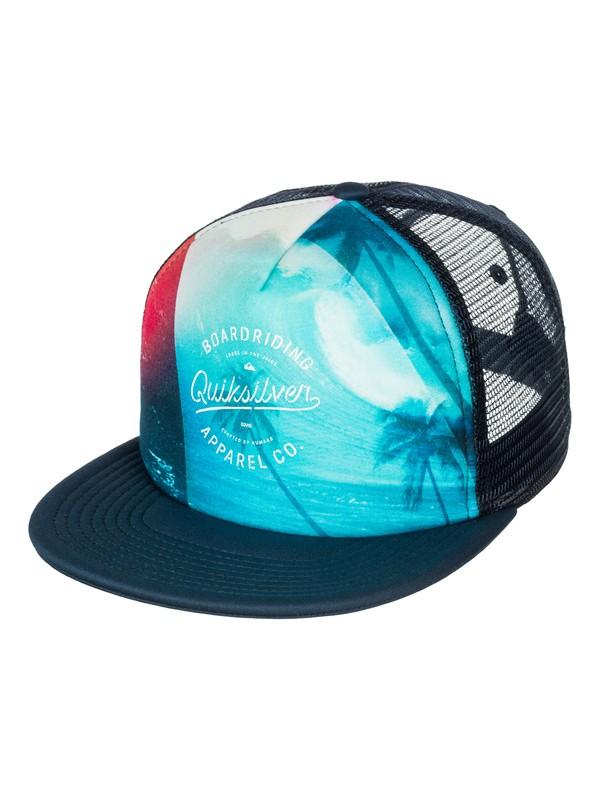 0 Visionary  Trucker Hat  AQYHA03283 Quiksilver